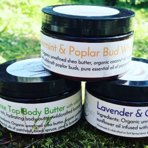 organic unrefined simple natural wild body products